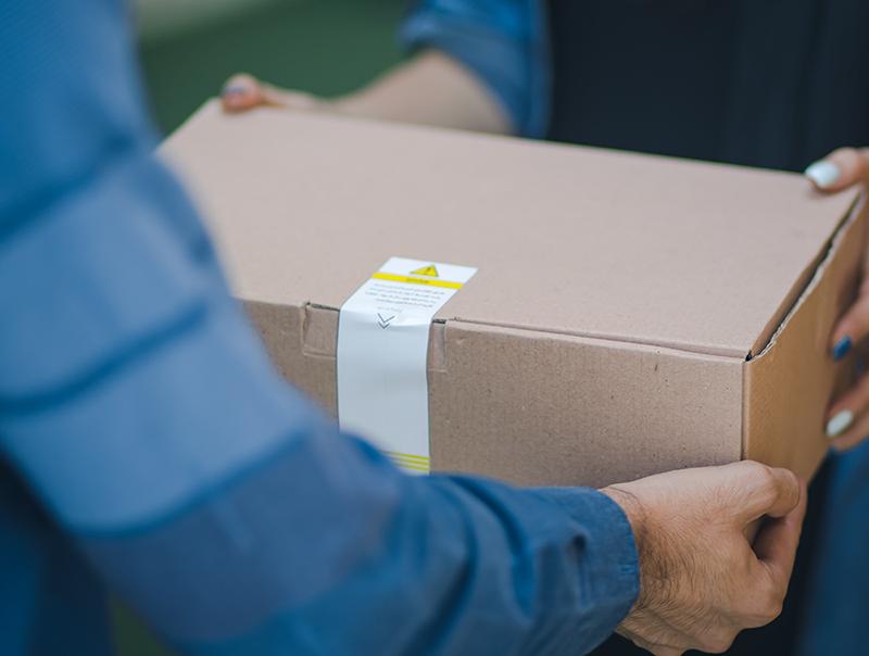 ขั้นตอนการผลิต กล่องไปรษณีย์